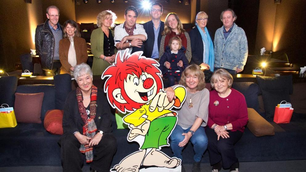 Ein Familientreffen mit viel Hurra!