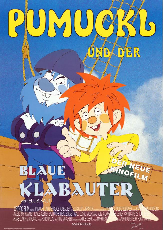Pumuckls blauer Klabauter