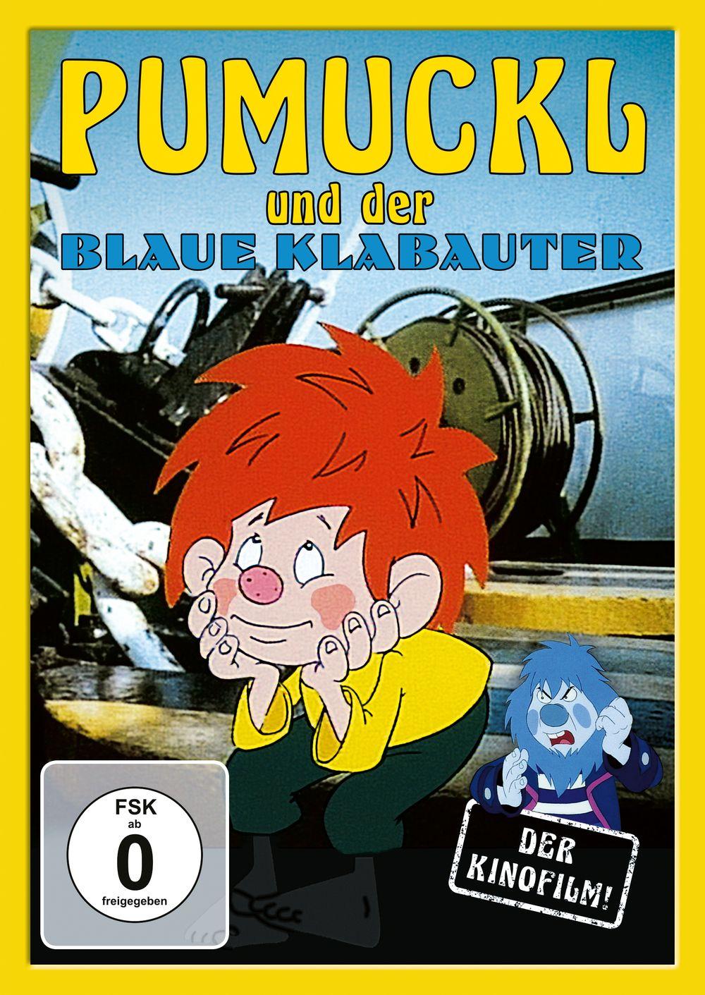 Pumuckl und der blaue Klabauter- DVD